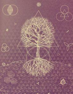 Quadrivium, Sacred Geometry, Magic, Esoteric Philosophies,  the design of divine Natural Beauty / Sacred Geometry <3