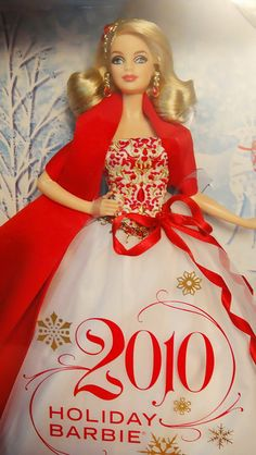 Holiday 2010 Barbie doll NEW! | Flickr - Photo Sharing!