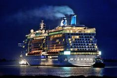 Celebrity Cruises - beautiful cruise ships!