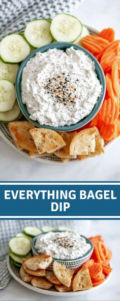 Everything Bagel Dip Hors D Oeuvre, Appetizer Dips, Appetizers For Party, Appetizer Recipes, Party Dips, Party Snacks, Dip Recipes, Cooking Recipes, Potluck Recipes