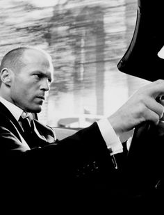 Jason Statham and cars