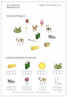 Learn Swedish, Swedish Language, Classroom Inspiration, Vocabulary, Kindergarten, Crafts For Kids, Education, School, Grupp