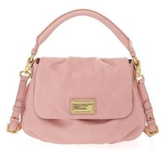 Marc by Marc Jacobs Classic Q Lil Ukita Bag in Apricot Rose