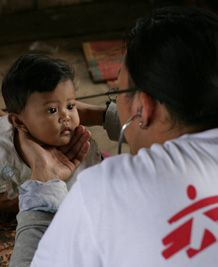 Help others to help others - Donate to Doctors Without Borders