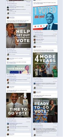 Branding: When Political Campaigns Turn to Social Media | Mindjumpers, idea of relating to modern, instagram filters etc