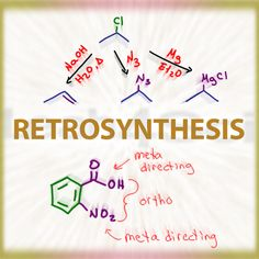 for retrosynthesis