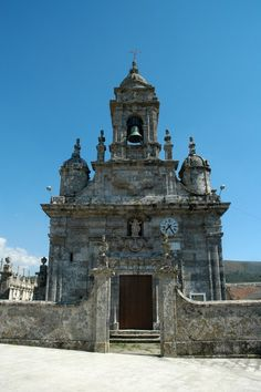 Iglesia Barroca en A Lama,