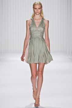 J. Mendel Spring 2013 Ready-to-Wear Collection Photos - Vogue