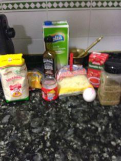 Pues como ya digo en el titulo esta receta es del blog de momentossingluten.blogspot.com.es  y es que patri tiene unas recetas espectaculare...