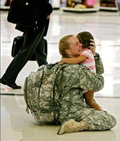 Military Mom! <3