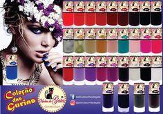 UNHAS DE GATA Ficus Pumila, Nail Polish Colors, Finger Nails, Hair And Makeup