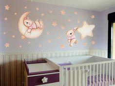 decopared: decoracion de paredes con vinilos infantiles