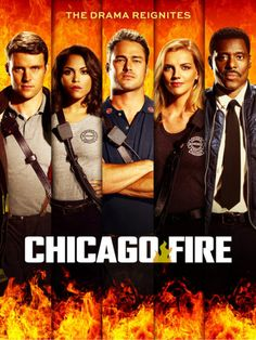 Chicago Fire Cast | Shared by LION