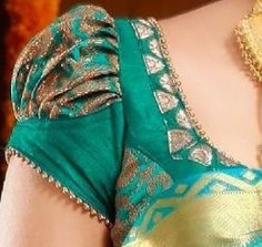 30 Latest Banarasi Blouse Designs For Sarees - Latest Banarasi Blouse Designs New Saree Blouse Designs, Cutwork Blouse Designs, Simple Blouse Designs, Stylish Blouse Design, Bridal Blouse Designs, Latest Blouse Designs, Traditional Blouse Designs, Blouse Back Neck Designs, Shirt Designs