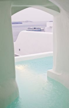 Private Cave Pool Canaves Oia Hotel in Santorini Santorini Hotels, Hotels And Resorts, Best Hotels, Santorini Island, Luxury Hotels, Spas, Beautiful Hotels, Beautiful Places, Dreams