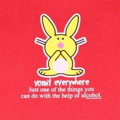 Happy Thursday Funny Sayings | moreha tekor akhe: funny happy bunny quotes