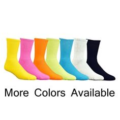 USA Lacrosse American Flag Soft Socks Cotton Thigh High Compression Socks