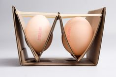 Egg Box (Student Work) | Packaging of the World: Creative Package Design Archive and Gallery