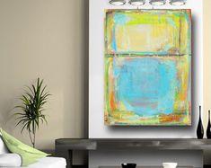 arte pintura abstracta arte abstracto original por CherylWasilowArt