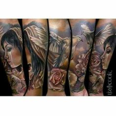 Liz Cook Tattoo