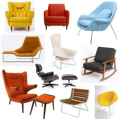 Gentil Mid Century Modern Mid Century Decor, Mid Century Chair, Mid Century Style,  Mid
