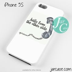 Adele Hello 2 Phone case for iPhone 4/4s/5/5c/5s/6/6 plus