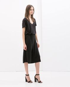 SPECIAL QUALITY JUMPSUIT WITH CUT-OUTS from Zara