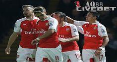 Agen Piala Eropa - Arsenal Kalahkan Watford 3-0