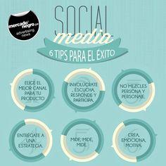 Son muchos los factores que influyen en el éxito que puedas tener en redes sociales. El target, la... pinned with Pinvolve