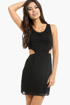 Cut It Out Dress $54 at www.tobi.com