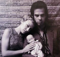Kylie Minogue & Nick Cave & a babydoll Nick Cave, The Bad Seed, Sound Of Music, Music Music, Kylie Minogue, Post Punk, Star Wars, Portraits, New Wave