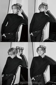 Lee Hyun Woo - Harper's Bazaar Magazine February Issue '16