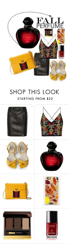 """""""Senza titolo #398"""" by av-23 ❤ liked on Polyvore featuring beauty, Karl Lagerfeld, Topshop, Gucci, Casetify and Tom Ford"""