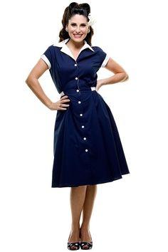 style exchange dress 1940