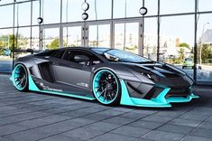 What you think Ferrada Forged American Made Widebody Liberty Walk Lamborghini Aventador Render ferradaforged Luxury Sports Cars, Exotic Sports Cars, Best Luxury Cars, Cool Sports Cars, Super Sport Cars, Exotic Cars, Cool Cars, Lamborghini Veneno, Lamborghini Aventador Roadster