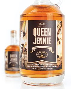 OLD SUGAR DISTILLERY | QUEEN JENNIE WHISKEY