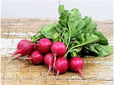 Image result for pink radishes