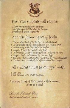 Harry Potter Letter 3 by BloodyDarkAngel on DeviantArt