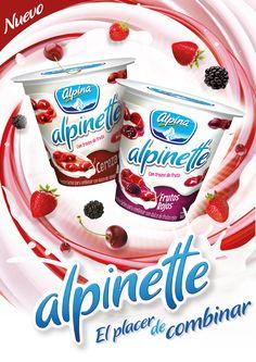 Alpina Yogurt Ad