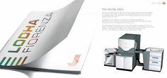 digital printing on Indigo