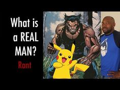What Makes you a REAL MAN? - Nerd motivation