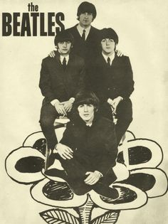 THE BEATLES TEEN MAGAZINE PULL OUT...