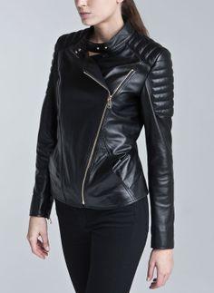 uterque:Biker jacket