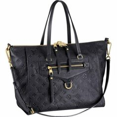 LV Lumineuse PM, if only this could be in my closet.