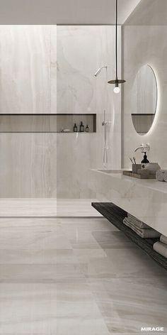 Marble Tiled Toilet