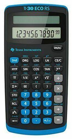 Texas Instruments TI-40 II College Schulrechner wie NEU
