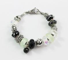 #Trollbeads Inner Glow Bracelet #Halloween