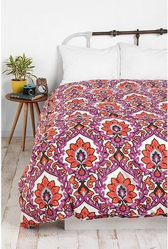 Floral Medallion Duvet Cover  $49.99 (Was 69.00-99.00) queen or king