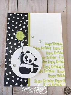 Stampin' Up! Party Panda