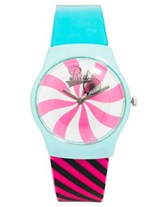 Paul's Boutique Swirl Face Watch